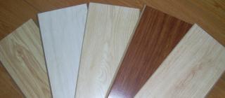 同步对纹系列强化复合木地板