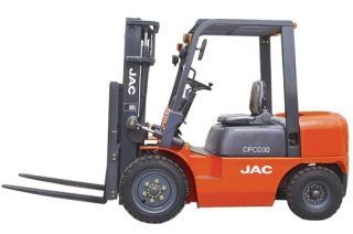 江淮JAC1-10吨柴油叉车