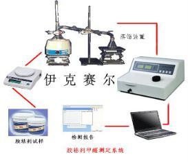 胶黏剂甲醛检测仪