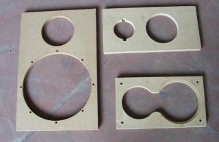 数控加工成型密度板
