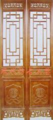仿古门窗,屏风,落地门,雕花门