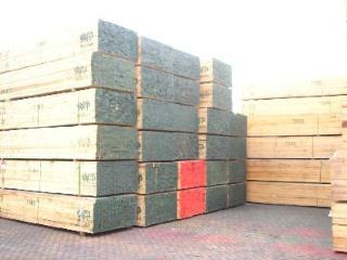 重庆木材市场铁杉板材
