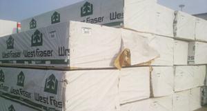 厂家直销进口各种等级-加松SPF板材、口料、方材