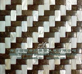 椰壳板椰壳装饰板贝壳板贝壳装饰板海南BC-A3.1