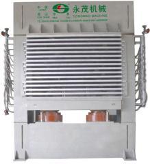 多层板贴面热压机