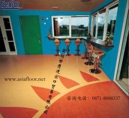 云南塑胶地板、云南PVC地板、云南防滑地板