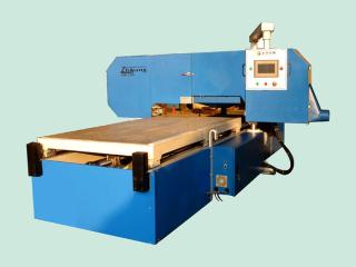 1.3米卧式带锯机MJ3971x1300