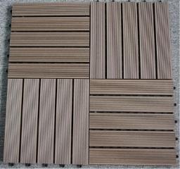 木塑拼花地板