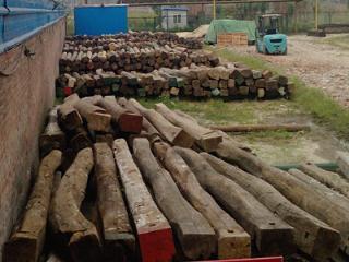 木质材料 老木料