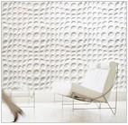 立体波浪板、工艺通花板、浮雕板、木皮编织板