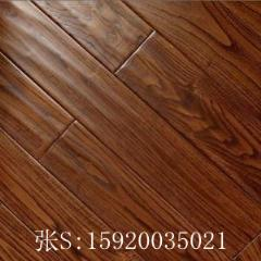 栗木 仿古/浮雕实木地板