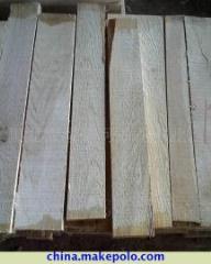 柞木湿板材
