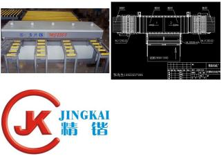 多片锯生产线MJ2500