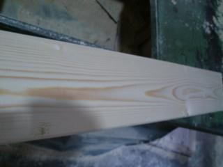 白云杉铺板