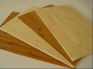 竹皮多层复合板