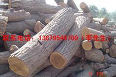 板栗木 松木 杉木等杂木原木板材供应