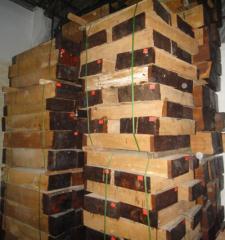缅甸柚木板材