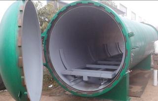 鲁艺机械专业生产木材防腐罐 真空高压浸渍罐