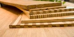 优质大斑马竹板,EIEO级无甲醛竹板材,可以定做