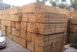 加拿大铁杉建材木方