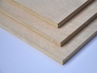 煌荣板材 桉木芯多层板 双面奥古曼面皮 18mm