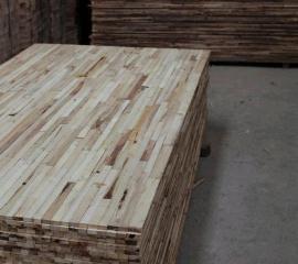 东北生态杨木细木工板芯