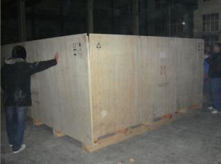 真空包装箱,出口包装箱