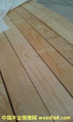辐射松原木  板材