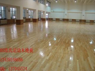 运动木地板 体育地板