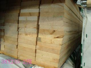 SPF加拿大进口铁杉/花旗松/北美加松材/方木