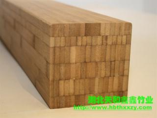 竹方-湖北天和鑫鑫竹板材厂家直售 用于楼梯扶手