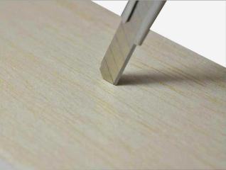 进口AAA级轻木片 木板 机翼材料