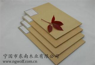 密度板常规板4.4mm高密度板材人造板