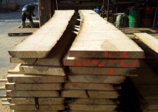 水曲柳原木板材烘干