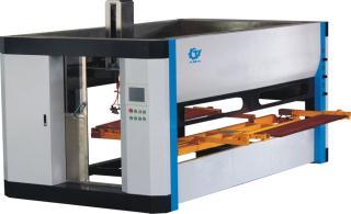 供应洁泰JTM250木门专用全自动数控喷漆机