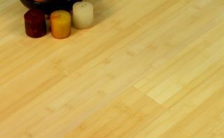 百利出口本色平压竹地板