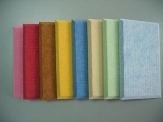 优质聚酯纤维吸音板