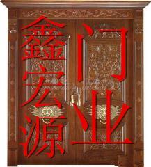实木复合烤漆门3