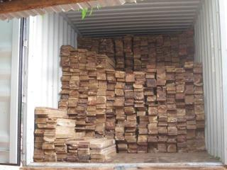 非洲亚花梨木毛板