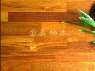缅甸柚木拼接板 环保油漆 中国著名品牌