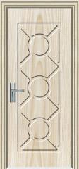 江山市荣美免漆门 烤漆门 原木门 实木门 套装门