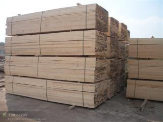 建筑铁杉方木
