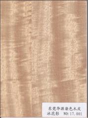 冰花影染色木皮17.001