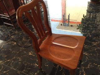 海棠木实木椅