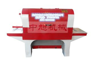 方木多片锯全自动锯指接板机器