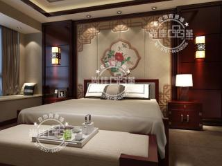 皮雕软包艺术背景墙 中式经典 FC002馨宁