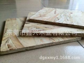 12MM欧松板木屋装材料