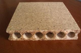 环保等级E1抽空板