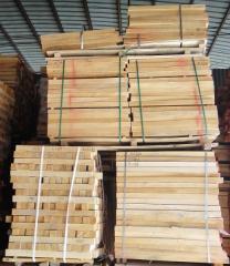 榉木柱子料 楼梯用材