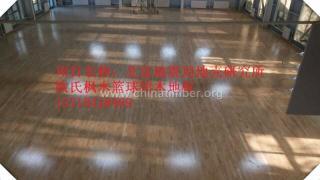 室内篮球场体育运动地板